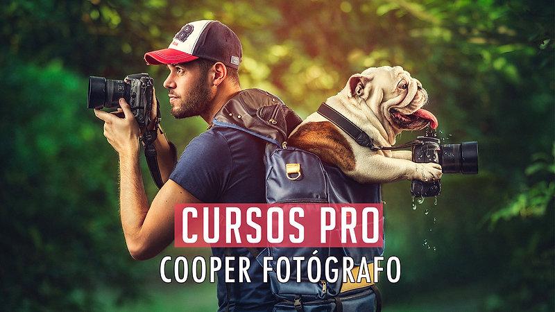 "Clase Nº 1 del Curso ""Cooper Fotógrafo"""