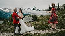 Anna & Elias | First Responders Whistler Wedding