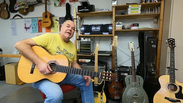 Gitarre Daniel Schlosser
