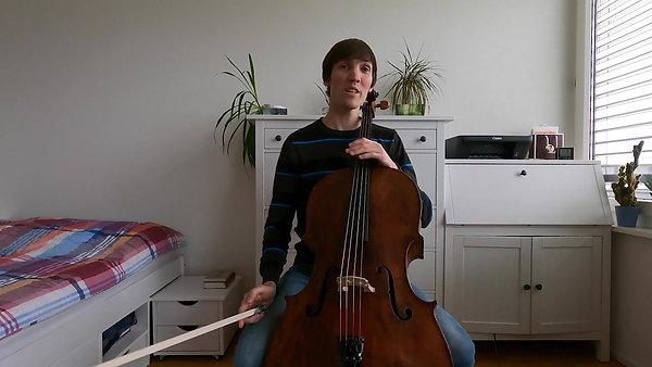 Cello Rupert Hunz