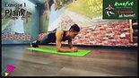 Plank & Rotation Plank