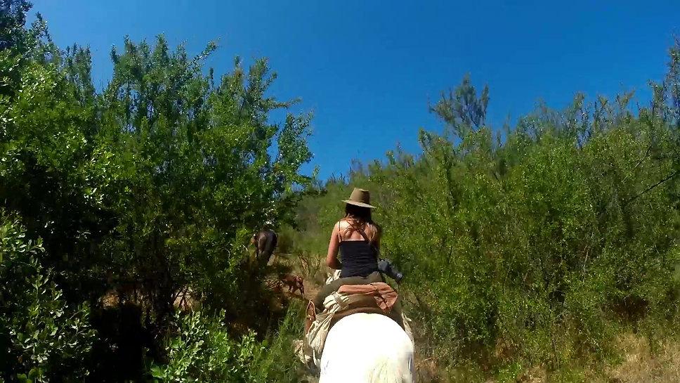 Campesano Horseback Trail