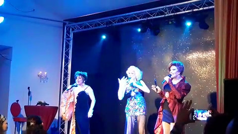 Lady Vegas Travestie Revue Show