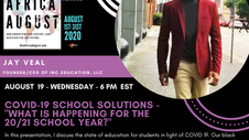 Covid-19 School Solutions. What's Happening For the 20/21 School Year