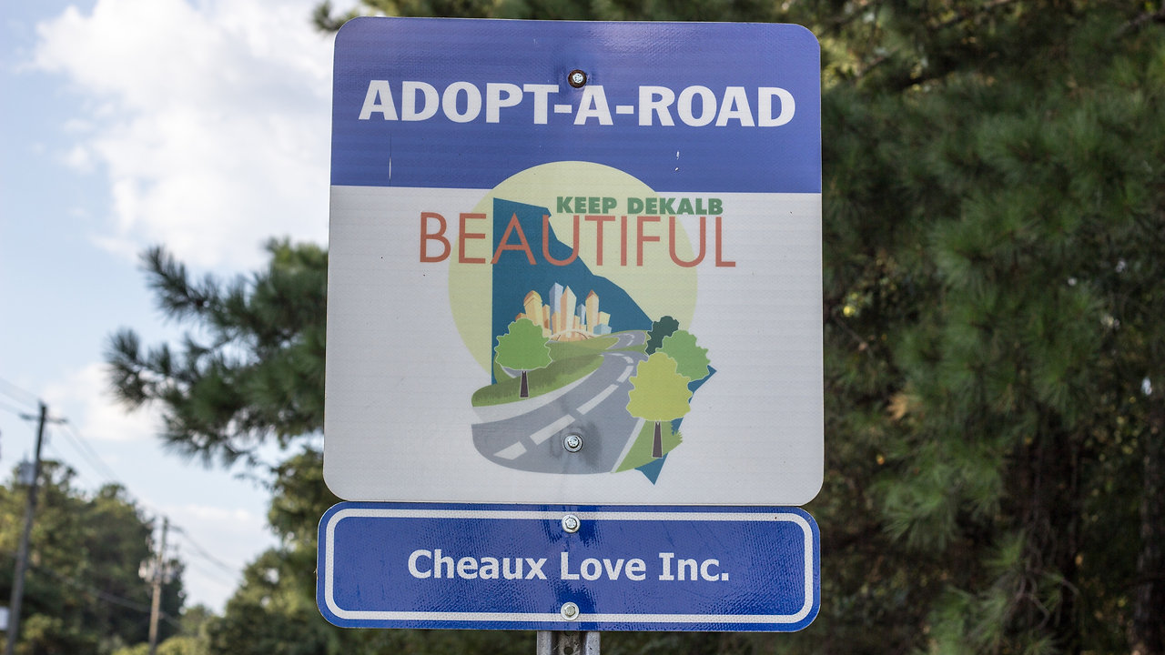 Cheaux Love - Adopted Road Clean Up
