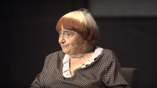 Agnès Varda In Conversation with Hans Ulrich Obrist at Liverpool Biennial 2018
