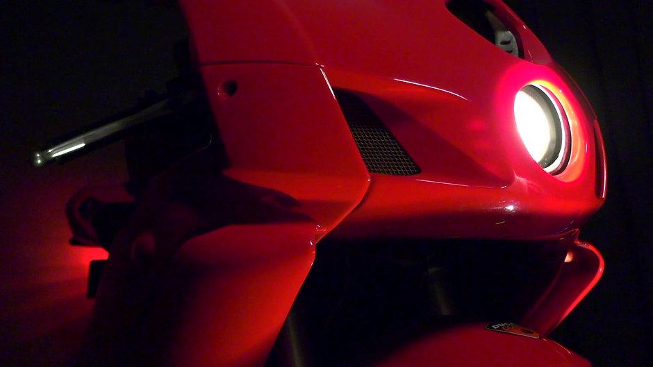Ducati 749s - 2020
