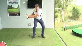 How to get your golf shot over obstacle