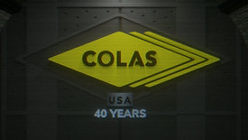 COLAS USA 40 YEARS