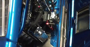 454 chevy big block performance engine build in HQ Holden