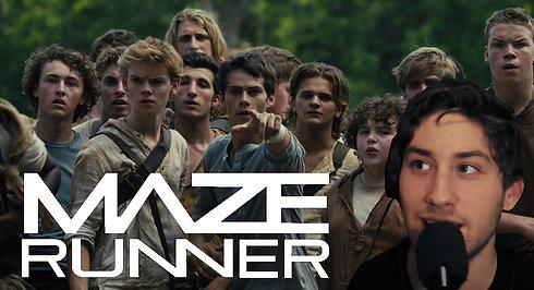 Quarantine Commentary | The Maze Runner (2014)