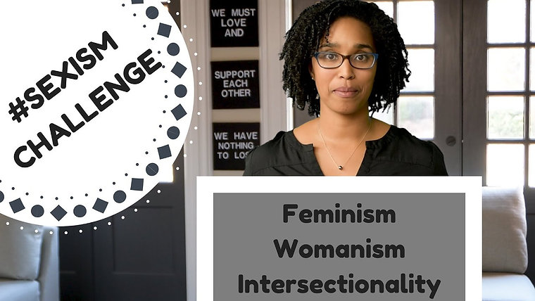 Womanism & Black Feminsim