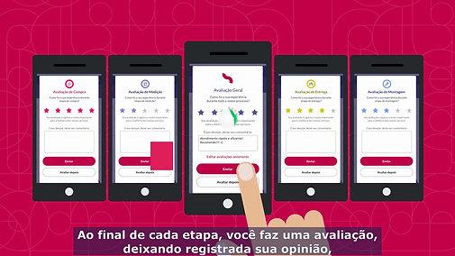 Sopha Way - aplicativo para o cliente de loja de móveis planejados