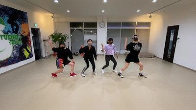 Free style JAZZ(TEEN) 紅葉