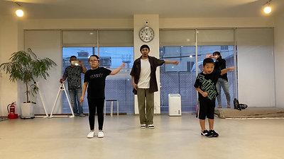 STREET DANCE KIDS   藤丸クラス