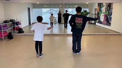 KIDS LOCK SHU-TAクラス