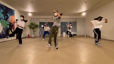 HIPHOP(入門・初級)   HADUKI