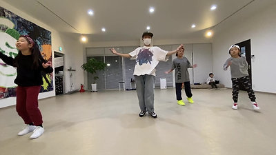 STREET DANCE KIDS    SO-GOクラス