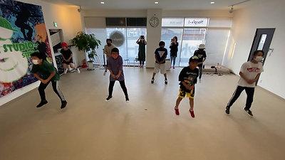 KIDS強化(HIPHOP)RIKU