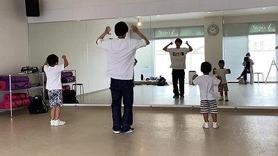 KIDS DANCE SHU-TAクラス