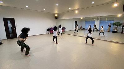 Free style JAZZ(Kids)紅葉クラス