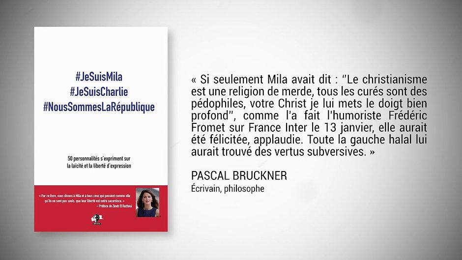 #JeSuisMila #JeSuisCharlie #NousSommesLaRépublique