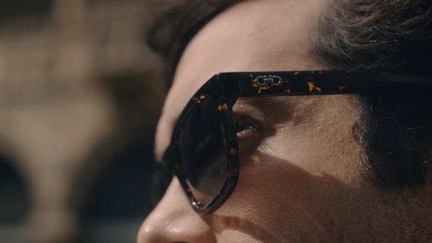 Ferragamo Sunglasses - Ethan Peck