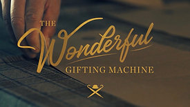 Hackett: The Wonderful Gifting Machine