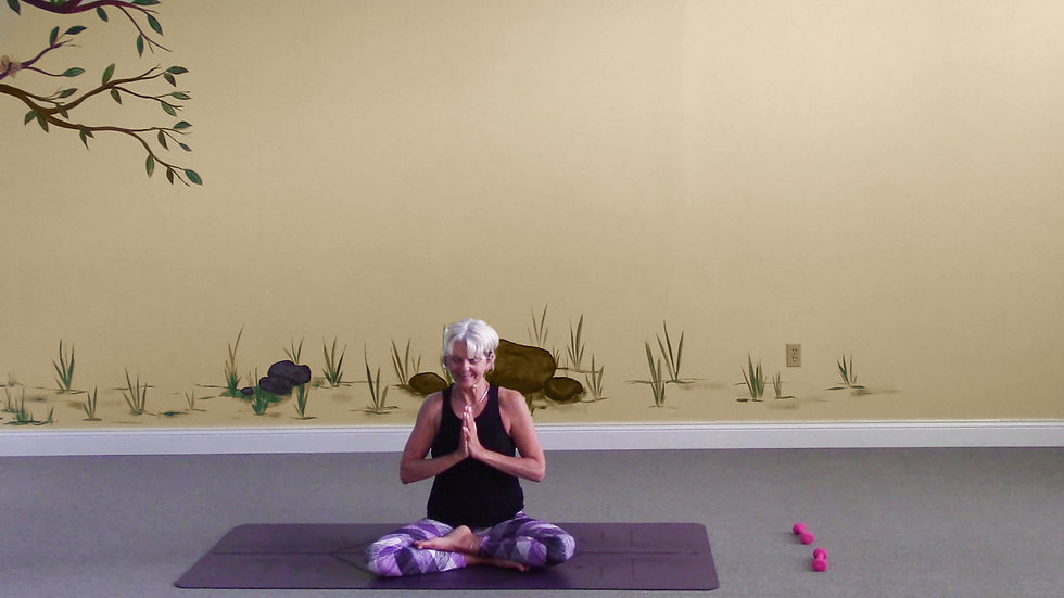 Yoga for Strength and Vitality (4/2020) - Moderate Level
