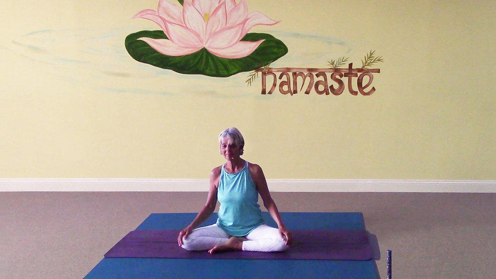 Yoga for Well Being (3/2020) - Moderate Level