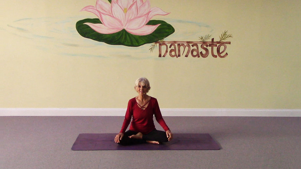 Mindful Yoga Flow for Flexibility (3/2020) - All Levels