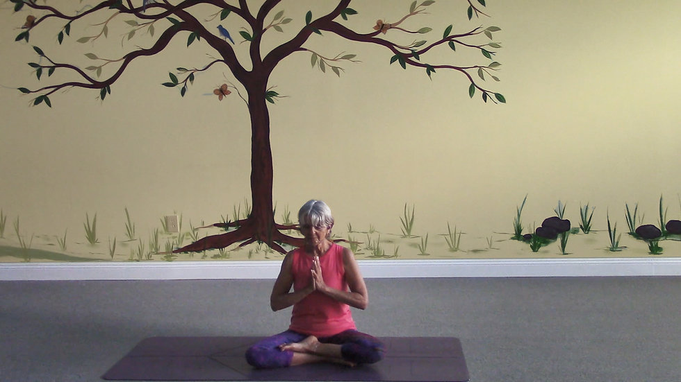 Gentle Yoga Flow and Relaxation (4/2020) - All Levels