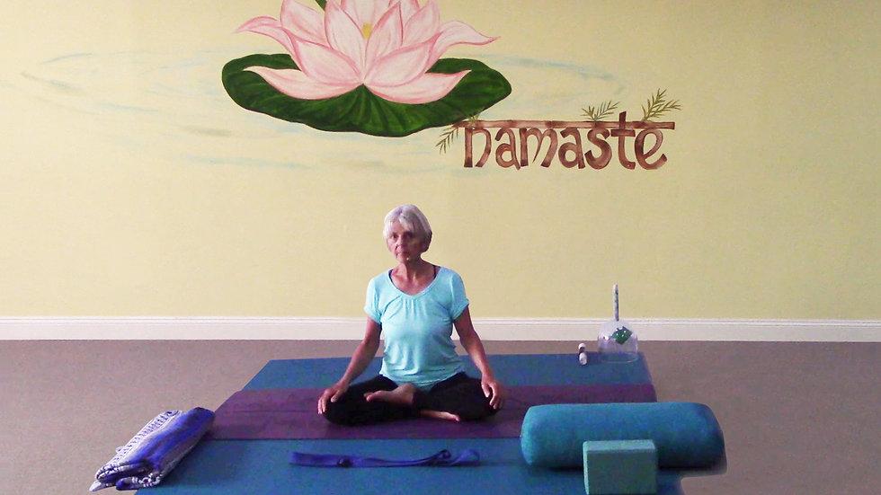 Slow Flow Yin Yoga (3/2020) - All Levels