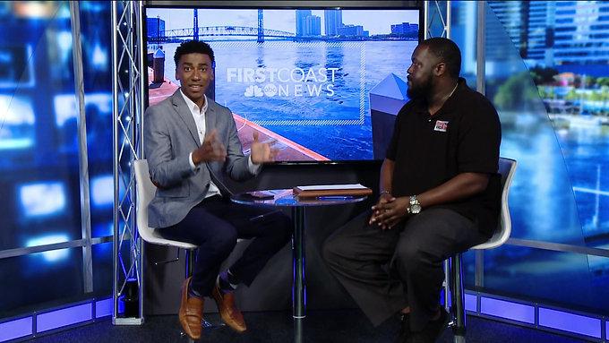 Black Men Walking INTERVIEW