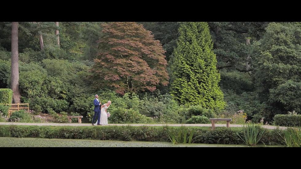 Leonardslee House Wedding Film