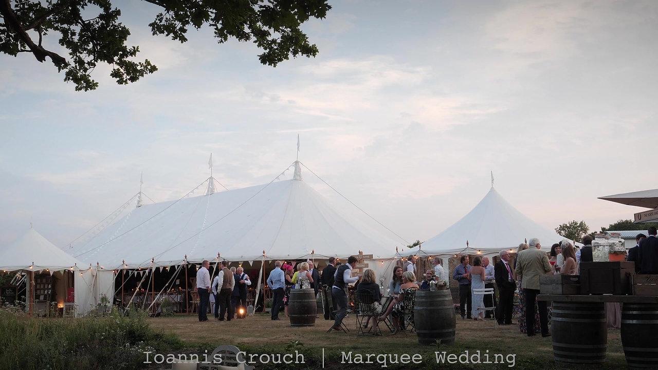 Lakeside Marquee Wedding Film
