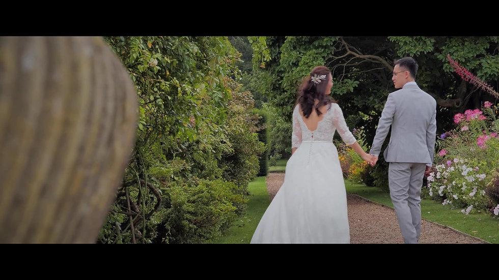 Wadhurst Castle Wedding Film