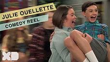 JULIE OUELLETTE - Comedy Reel