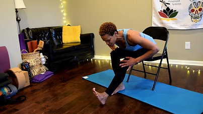 Chair Yoga Group Series - #1