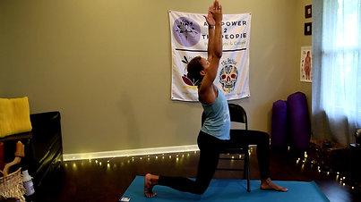 Chair Yoga Group Series # 2