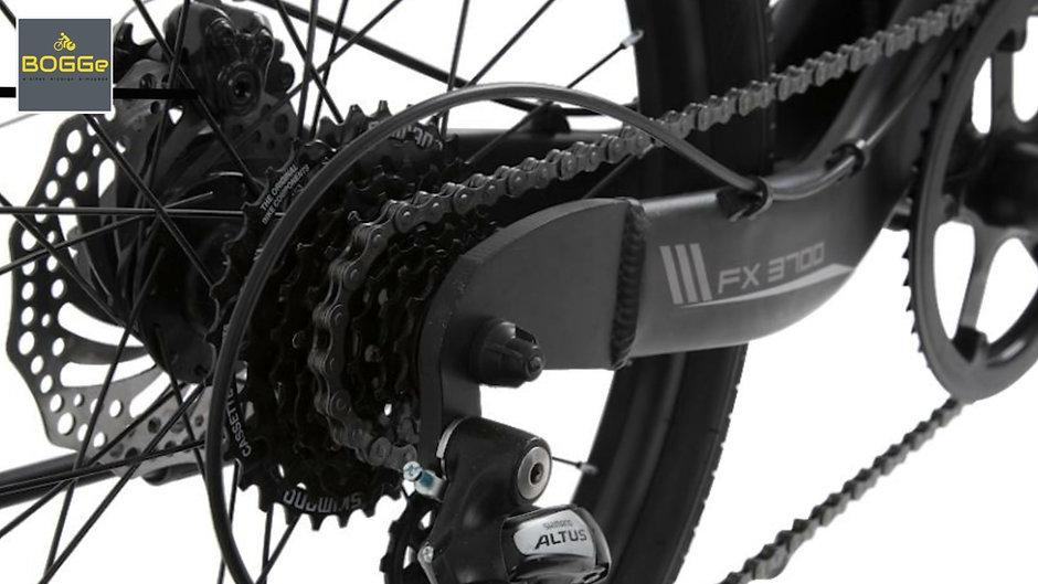 BOGGe Bisan FX 3700 Folding Bike £395