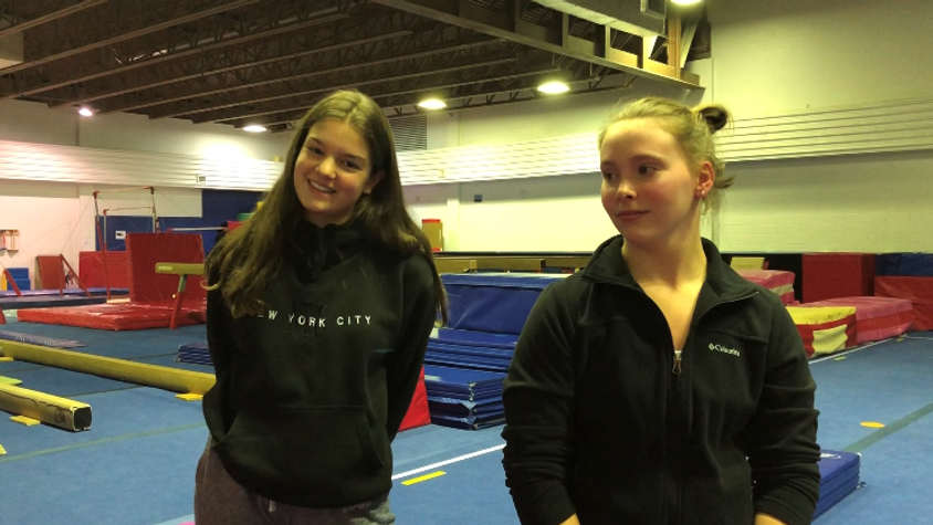 Gymnastes des programmes