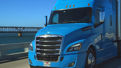 Freightliner - The New Cascadia