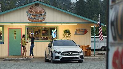 Mercedes-Benz - A-Class Social Video (1)