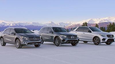 Mercedes-Benz - SUVs