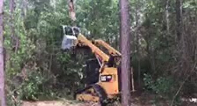 Land Clearing Video 2
