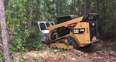 Land Clearing Video 3
