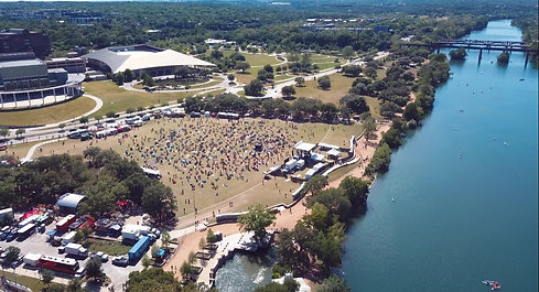 Austin Downtown & Barton Springs