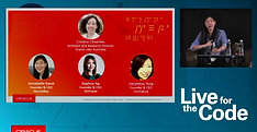 Oracle Code | Women in Technology Lunch