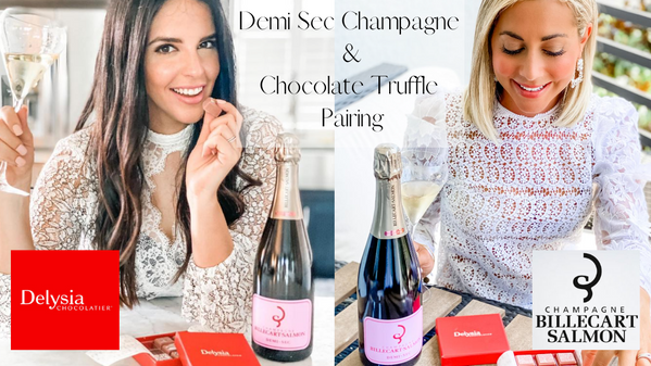 Demi Sec and Champagne Pairing